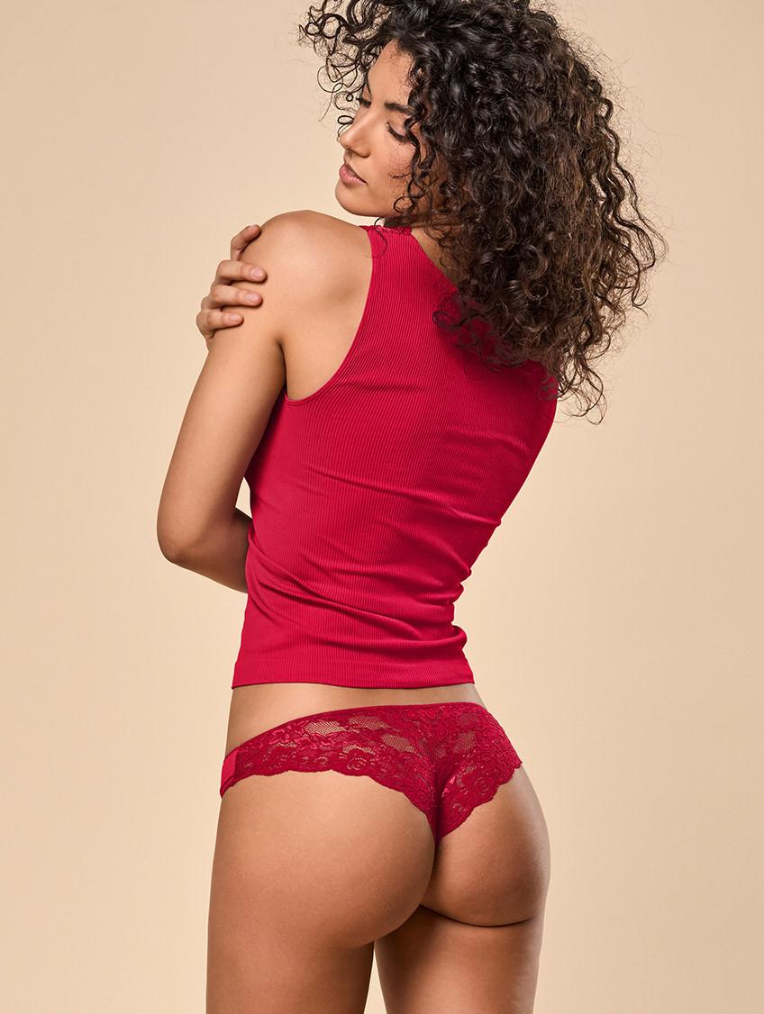 Brazilian Slip Für Damen In ROT