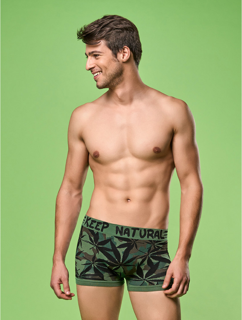 KEEP NATURAL-HERRENBOXERSHORTS